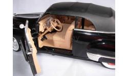 модель 1/18 Cadillac 1947 series 62 Anson металл, масштабная модель, 1:18