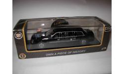модель 1/43 Cadillac Presidential Limousine 2009 Luxury Die-cast металл 1:43