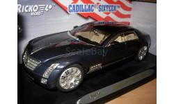 модель 1/18 Cadillac Sixteen 2003 Ricko металл 1:18