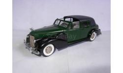 модель 1/43 Cadillac V16 1938 Landaulet Rextoys France металл 1:43, масштабная модель, scale43