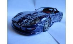 модель 1/18 C12 Chevrolet Corvette Callaway Auto-Art металл
