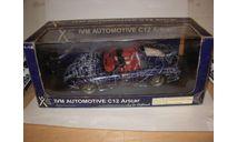 модель 1/18 Callaway C12 IVM Automotive Chevrolet Corvette Artcar Auto-Art металл 1:18 в коробке!, масштабная модель, scale18, Autoart