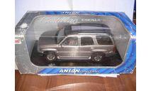 модель 1/18 Cadillac Escalade 2002 Anson металл 1:18, масштабная модель