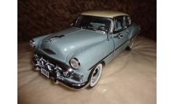 модель 1/18 Chevrolet Bel Air 1953 Sun Star металл