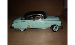 модель 1/18 Chevrolet Bel Air De Luxe 1950 Motor Max BelAir металл 1:18