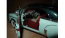 модель 1/18 Chevrolet Bel Air De Luxe 1950 Motor Max BelAir металл 1:18, масштабная модель