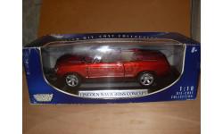 модель 1/18 Chevrolet Bel Air Belair Concept Motormax металл 1:18, масштабная модель