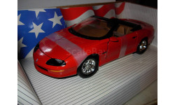 модель 1/18 Chevrolet Camaro Z28 1996 ERTL металл 1:18, масштабная модель, ERTL (Auto World)