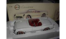 модель 1/18 Chevrolet Corvette 1953 C1 Auto-Art металл 1:18, масштабная модель, scale18, Autoart