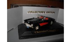 модель 1/43 Chevrolet Corvette 1957 Yatming металл 1:43, масштабная модель, scale43, Yatming/ RoadSignature