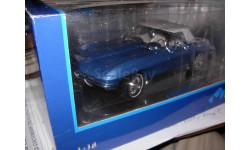 модель 1/18 Chevrolet CORVETTE Stingray 1967 Roadster Exoto/Revell Motorbox металл, масштабная модель, 1:18