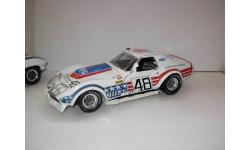 модель 1/18 гоночный Chevrolet Corvette 1968-69 L88 C3 #48 Florida International 12-Hours 1972 Carousel 1 металл 1:18