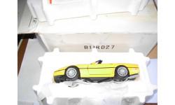 модель 1/24 Chevrolet Corvette С4 1986 Franklin MInt металл 1:24