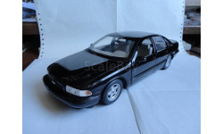 модель 1/18 Chevrolet Impala SS 1996 UT Modelsметалл
