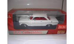 модель 1/18 Chevrolet Nova 1963 Sun Star металл 1:18