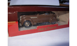модель 1/43 Chrysler Airflow 1935 Rextoys France металл