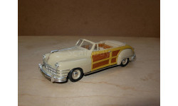 модель 1/43 CHRYSLER TOWN &COUNTRY 1948 Woody Vitesse металл