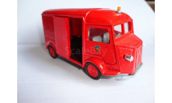 модель 1/43 пожарый фургон Citroen H 1958 Eligor France металл 1:43