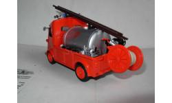 модель  1/43 пожарый, цистерна Citroen H Eligor металл, масштабная модель, 1:43, Citroën