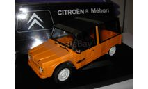 модель 1/18 Citroen Mehari Norev металл  1:18, масштабная модель, Citroën, scale18