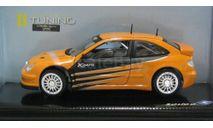 модель 1/18 Citroen Xsara Tuning Solido металл 1:18, масштабная модель, Citroën