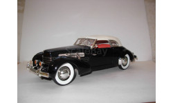 модель 1/18 Cord 812 Supercharged 1937 Signature Models металл 1:18