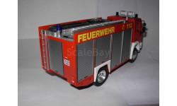 модель  1/43 пожарный IVECO MAGIRUS RW 2 Rüstwagen Cursor металл 1:43