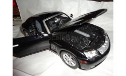 модель 1/18 Daimler Chrysler Crossfire Motor Max металл, масштабная модель, 1:18