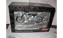 1/10 модель мотоцикл DKW RT350 Schuco металл 1:10, масштабная модель мотоцикла, scale10