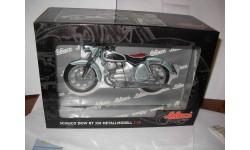 1/10 модель мотоцикл DKW RT350 Schuco металл, масштабная модель мотоцикла, 1:10