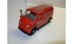 модель  1/43 пожарый DKW Schnellaster Schuco металл