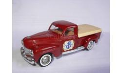1:43 модель пикап Dodge 1950 1/43 Solido металл, масштабная модель, scale43