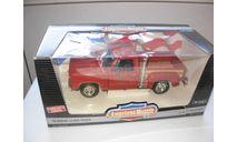 модель 1/18 Dodge 1978 Lil Red Express Truck Pick up пикап ERTL металл 1:18, масштабная модель, ERTL (Auto World), scale18