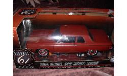 модель 1/18 Dodge 330 1964 sedan Highway61 металл, масштабная модель, 1:18, Highway 61