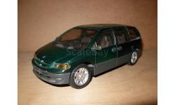 модель 1/25 Dodge Caravan Maisto металл 1:25
