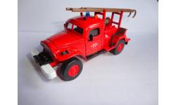 модель  1/43 пожарый Dodge WC53 CCFL 1950 DelPrado металл
