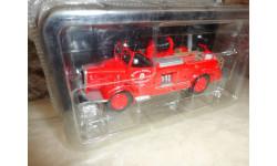 модель  1/50 пожарый Laffly BSS C3 1950 DelPrado металл
