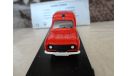 модель  1/43 пожарый фургон Renault 4 Verem / Solido France металл 1:43, масштабная модель