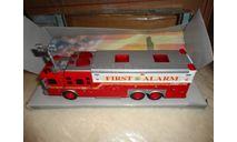 1/43 модель пожарный США/USA Boley пластик 1:43, масштабная модель