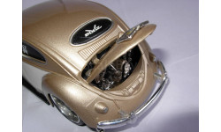 модель 1/24 VOLKSWAGEN VW Beetle Low Rider Maisto металл 1:24, масштабная модель, scale24