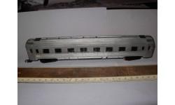 вагон 4х-осный пассажирский SNCF серебристый 1/87 H0 HO 16.5mm