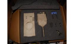 модель 1/48 танк M1A1 Abrams 'Буря в пустыне 'с фигурками Modern Series WTAT04A смола