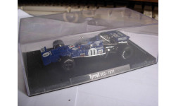 модель 1/43 Формула1 F1 Tyrrell Ford 003 1971  металл