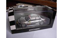 модель 1/43 MB Mercedes Benz AMG C-class 8 DTM Шумахер Minichamps металл 1:43 Mercedes-Benz Мерседес, масштабная модель, scale43