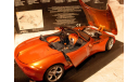 модель 1/18 Dodge Copperhead ROADSTER Concept vehicle концепт Maisto металл, масштабная модель, 1:18