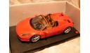 модель 1/18 Ferrari 458 Spider Mattel/Hot Wheels металл 1:18, масштабная модель, scale18, Mattel Hot Wheels