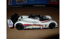 модель 1/43 - гоночный Peugeot 905 #3 Winner 24h LeMans 1993 Vitesse металл 1:43 Le Mans, масштабная модель