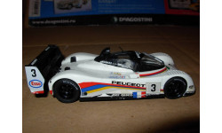 модель 1/43 - гоночный Peugeot 905 #3 Winner 24h LeMans 1993 Vitesse металл 1:43, масштабная модель