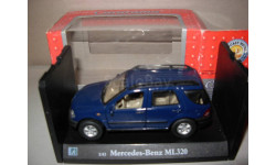 модель 1/43 MB Mercedes Benz ML320 Hongwell металл 1:43 Mercedes-Benz Мерседес