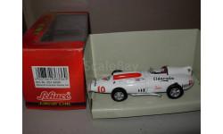 гоночная модель 1/43 Maserati 420M Eldorado #10 S.Moss 1958 Monza Schuco металлv, масштабная модель, 1:43